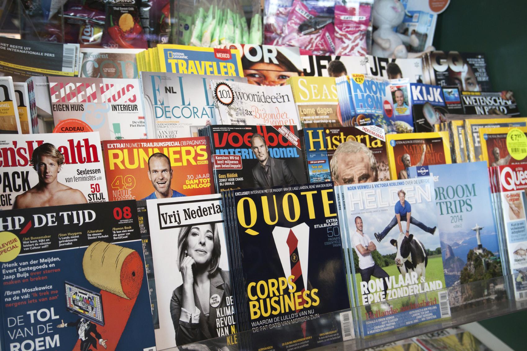Magazine Ads: Get Back To Basics